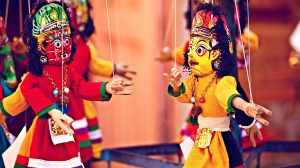 marionnettes enfant